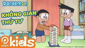 Doraemon Tập 246 - Hộp Không Gian Thứ 4, Dây Tơ Hồng - Hoạt Hình ...