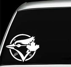 2x Toronto Blue Jays Car Bumper Laptop Wall Vinyl Die Cut Stickers Decals 4 55 Picclick