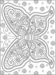 Kleurplaat Vlinder Kleurplaten Mandala Kleurplaten Adult