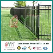 China Wrought Iron Fence Panels Steel Black Fence Panels For Sale China Fence Panels Fence Panels For Sale