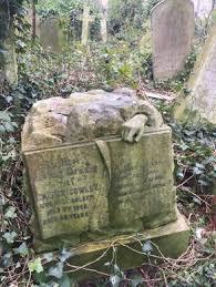 Abney Park Cemetery – London, England - Atlas Obscura