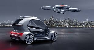 Auto Gadgets Fry On Twitter Audi Showcase Italdesign Airbus Combine Self Driving Car Passenger Drone At Genevamotorshow The Lightweight Construction A 49 Inch Screen Facial Recognition Eye Tracking Feature Audiofficial Airbus