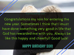 best happy birthday son from mom quotes unconditional love