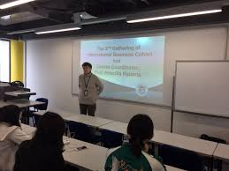 The 2nd Meeting between Professor Priscilla Roberts and the New  International Business Cohort Students - Faculty of Business - City  University of Macau