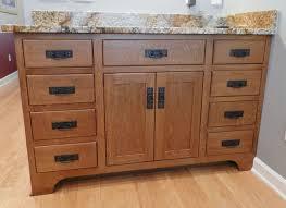 mission style kitchen craftsman