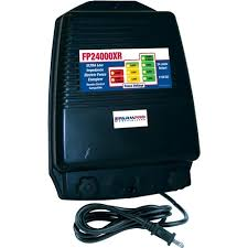 Buy Power Wizard Fp24000xr Farmpro Plug In Electric Fence Energizer Mega Depot