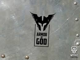 Armor Of God Style C Holy Armour Jesus Christ Vinyl Sticker Decal Q Patriots Mythic