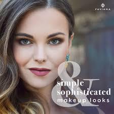simple sophisticated makeup look