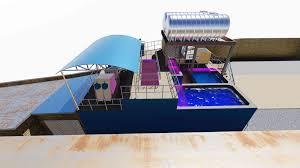 Trạm xử lý nước thải chế biến thực phẩm và bánh kẹo Phạm Nguyên ...
