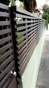 Fence Toppers Wall Extensions Wall Topper Contemporary House Exterior Los Angeles By Harwell Fencing And Gates Inc Houzz Uk