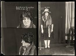 Alma Henrietta Agnes Smith, criminal record number 766LB, 29 August 1929.  State Reformatory for Women, Long Bay, NSW | Sydney Living Museums
