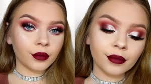 glam makeup tutorial tina halada