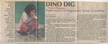 Dino Dig | Ann Arbor District Library
