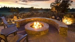 backyard fireplace houston tx