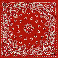 90 awesome red bandana background this