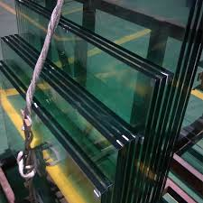 flat shap building glass 19mm 22mm