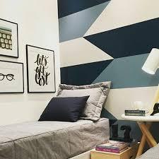Pintura quarto | Decoração de parede fácil, Decoração quarto e sala,  Pintura das paredes dos quartos