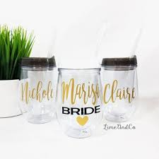 Handmade Products Home Kitchen Personalized Water Bottle Bride Tribe Bride Squad Cups Vinyl Decal Personalized Acrylic Tumbler Bachelorette Party Favor Bridesmaid Proposal Gift Bridesmaid Gifts Bachelorette Party Cup Menyari Com