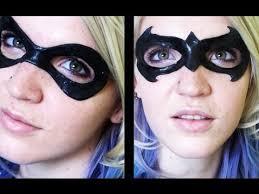 diy latex superhero villain mask
