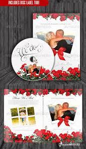 white theme wedding dvd disc label