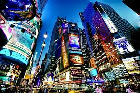 times square new york city location best time to map