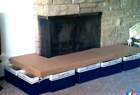 baby proof fireplace hearth screen