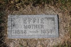 Effie Amelia Johnson Olson (1888-1954) - Find A Grave Memorial