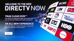 directv now app on fire tv