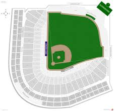 chicago cubs seating guide wrigley