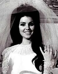 13 Pictures of Young Priscilla Presley | Priscilla presley wedding ...