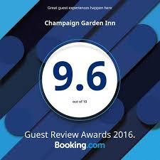 champaign garden inn il booking com
