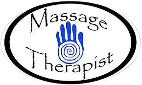 Amazon Com Cafepress Massage Therapist Oval Sticker Oval Bumper Sticker Euro Oval Car Decal Home Kitchen