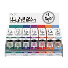 opi nail envy 21 piece counter display