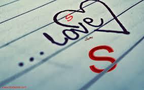 صورة مكتوب فيها حرف S رمزيات مكتوبه بحرف S فى صور جميله رسائل حب