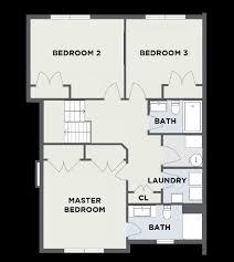 townhouse al floor plans bethlehem