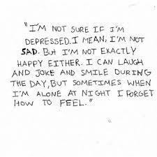 depressing depression quotes sad teens teen quotes life