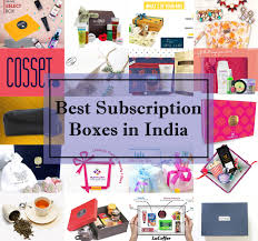 best subscription bo in india