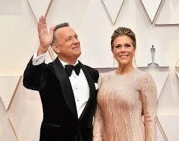 Tom Hanks, Rita Wilson test positive ...