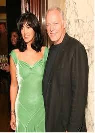 David Jon Gilmour & Polly Samson - Pink Floyd   David gilmour, David  gilmour pink floyd, Pink floyd