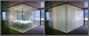 switchable glass which changes from