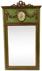 gilded french trumeau mirror espejos