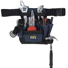 gjsn21 multi pockets waist tool bag