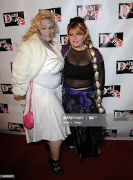 "Iisha Scott and Lore Jones arrive at SyFy's ""Monster Man"" Costume... News  Photo - Getty Images"