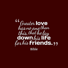 bible quote about friendship