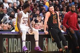 Photos: Lakers vs. Cavaliers (3/11/18)