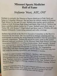 Congratulations to Stefanie West on your... - Peak Sport and Spine |  Facebook
