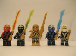 Buy New 2013 Lego Ninjago Kimono Ninjas - Set of 5 - (Loose) From ...