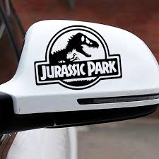 Cool Design Dinosaur Jurassic Park Car Stickers And Decals On The Cars Wrap Vinyl Deca Motorcycle Car Styling Decor Accessories Car Stickers Aliexpress