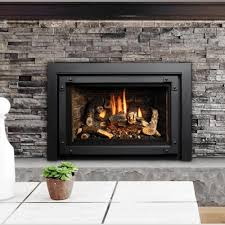 direct vent fireplaces gas logs gas
