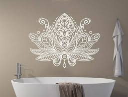 Large Mandala Wall Decal Wayfair